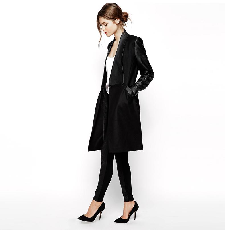 Vestimenta formal mujer ejecutiva