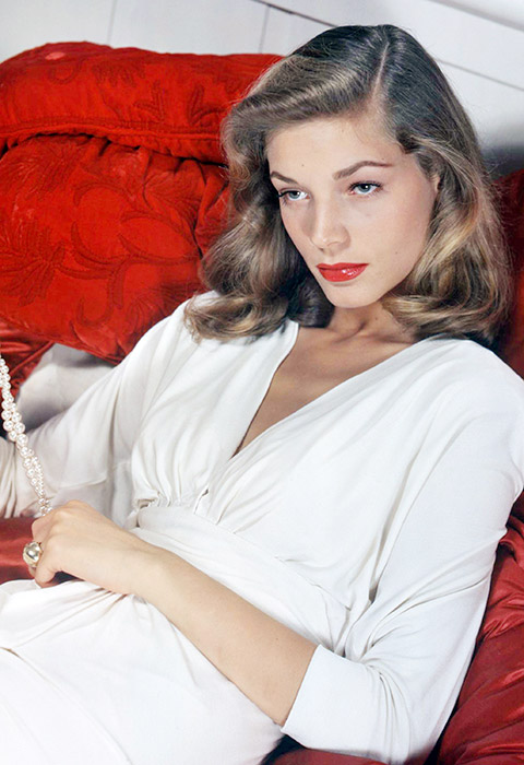 Nº 100 - THE LOOK: HOMENAJE A LAUREN BACALL