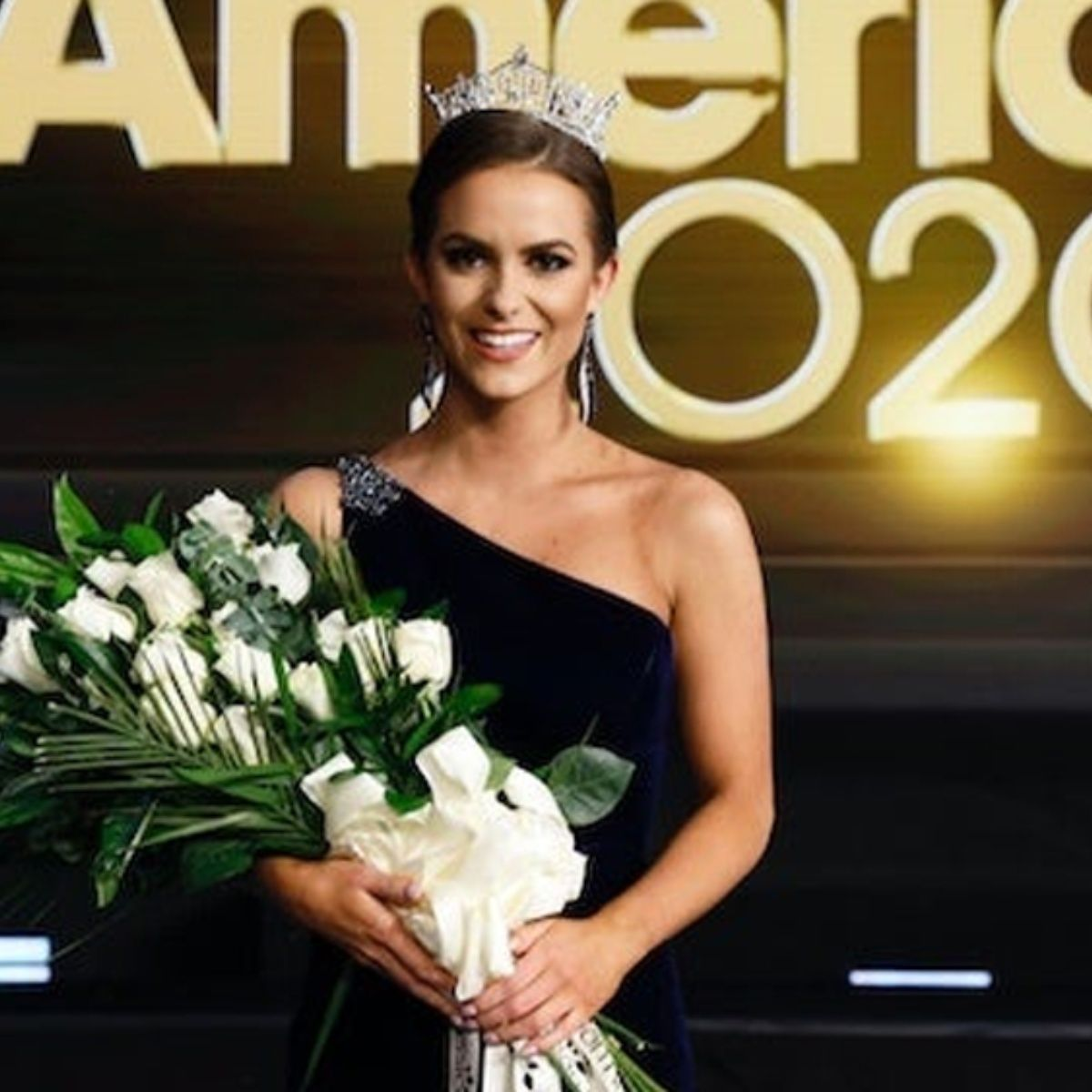 La flamante Miss America